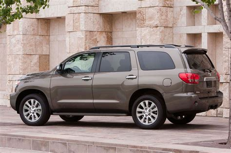 suv toyota 2015 2015 toyota sequoia suv family carstuneup