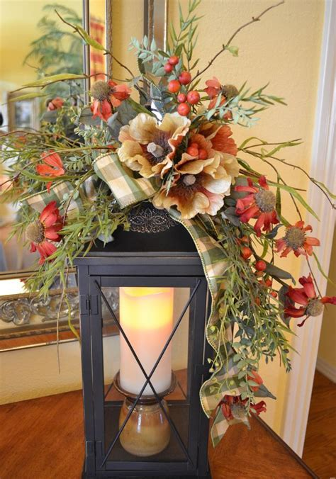 fall decor ideas 50 fall lanterns for outdoor and indoor d 233 cor digsdigs