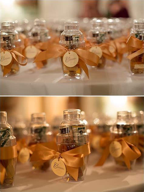 25  best ideas about Alcohol wedding favors on Pinterest