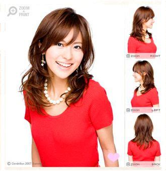 17 best images about digital perm shoulder length hair on 1000 images about digital perm on pinterest medium