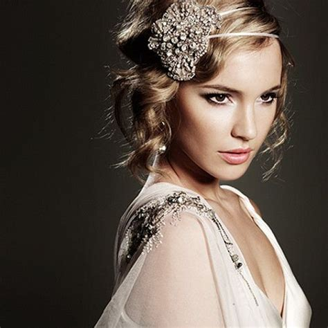 great gatsby hair cut great gatsby inspired hairstyles and hair accessories
