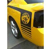 Find Used 2007 Dodge Charger SRT8 Super Bee Yellow And