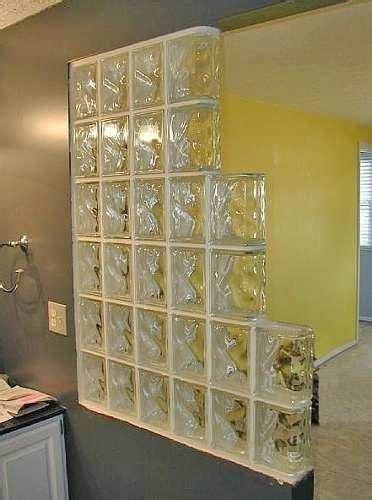 baños decorados con ladrillos de vidrio las 25 mejores ideas sobre ladrillos de vidrio en