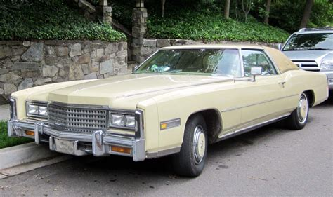 Cadillac Eldorado by Cadillac Eldorado Through The Years