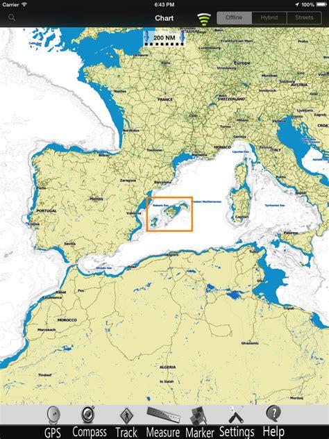 balearic islands pro mapitech