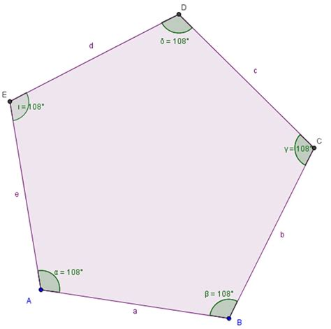 How To Find The Interior Angle Of A Hexagon Image Gallery Pentagon Angles