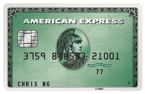 American Express Gift Card Value - american express green card makes a comeback in singapore 187