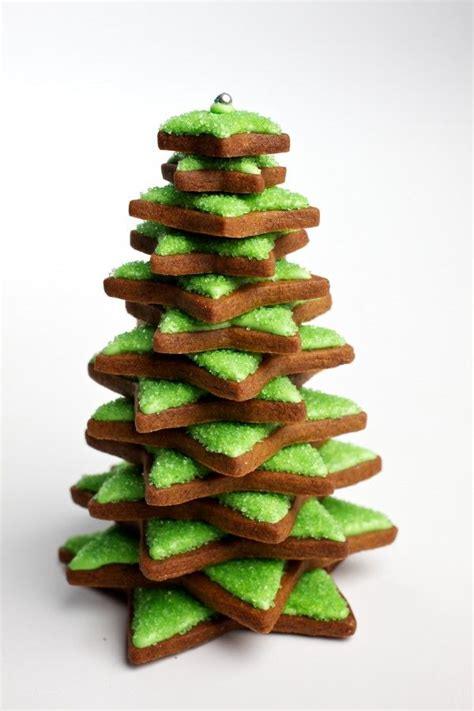 gingerbread cookie tree recipe