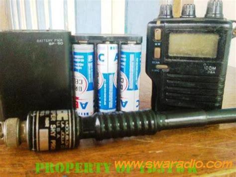Antena Radio Timor By Toko E icom ic 2sa sold terjual swaradio