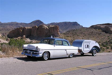 retro teardrop cer for sale 1954 ford vintage 1953 teardrop trailer the h a m b