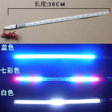automotive led light strips 12v 12v car led lights automobile l scanning l