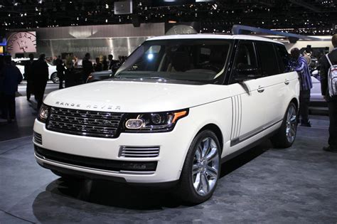 2014 Land Rover Range Rover Pictures Photos Gallery The