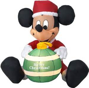 Gemmy Lights Mouse 171 Best Christmas Inflatables