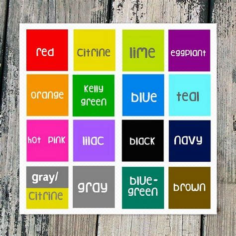 unique color names unique color names florabac com