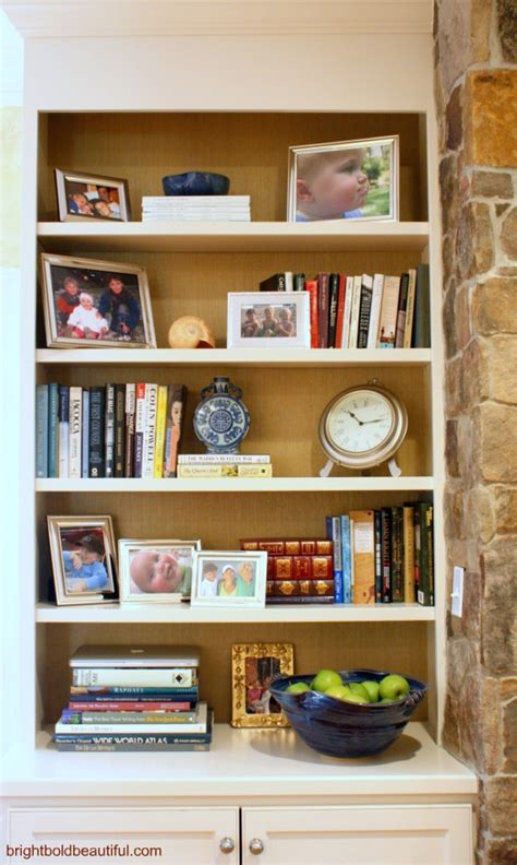136 best bookcase arrangements images on