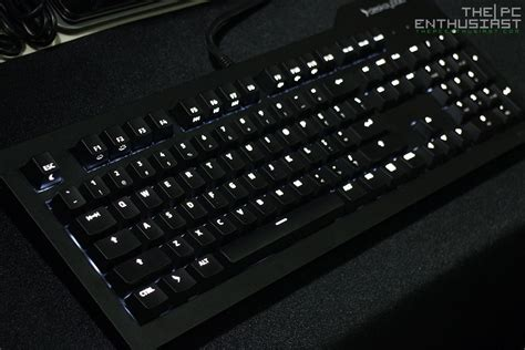 minimalist keyboard das keyboard prime 13 mechanical keyboard review for the