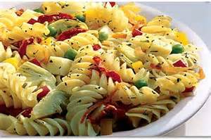 recipe for cold pasta salad food fast recipes