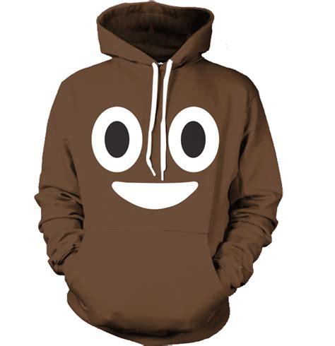emoji zip up hoodie emoji poop hoodie all over print apparel getonfleek