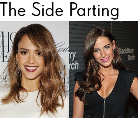 extensions for oval heads how to find the perfect parting hair extensions blog