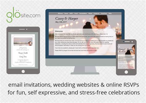 invitation design website wedding website email wedding invitation design template