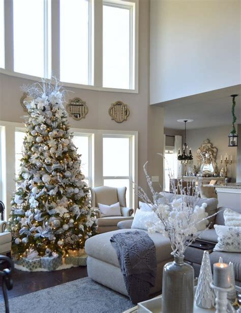 tree in living room 40 cozy living room d 233 cor ideas shelterness