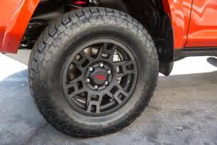 Toyota Tundra Trd Wheels 2015 Toyota Tundra 4runner Tacoma Trd Pro Drive