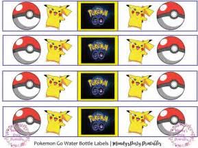 pokemon go birthday printables mandy s party printables