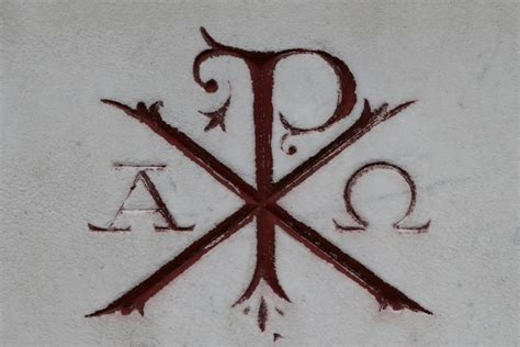 px christian tattoo meaning chi rho and alpha omega chi rho are the first two