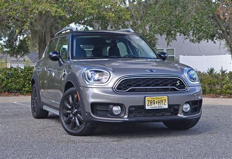 A Mini Cooper by 2018 Mini Cooper S E Countryman All4 In Hybrid Review
