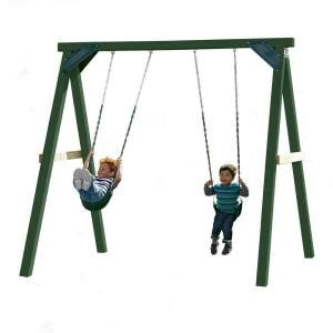 swing sets at home depot swing n slide playsets 1 hour wood complete play set tb