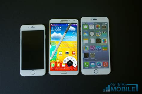 3 Iphone 6 Plus galaxy note 3 vs iphone 6 plus www pixshark images