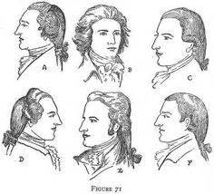 industrial revolution hairstyles men s wig mid 18th century 18th century and wigs