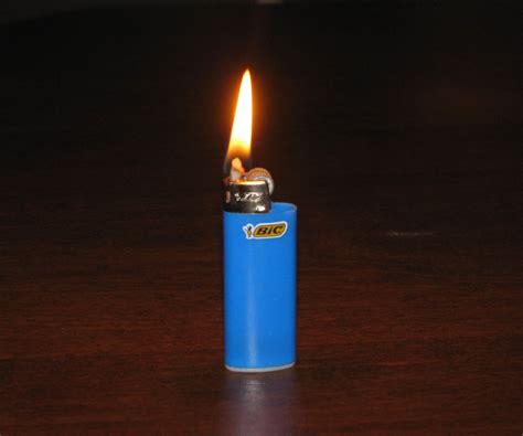 diy lighter fluid zippo style lighter 4