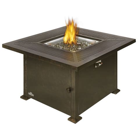 firepit patio table get to firepit patio tables hi tech appliance