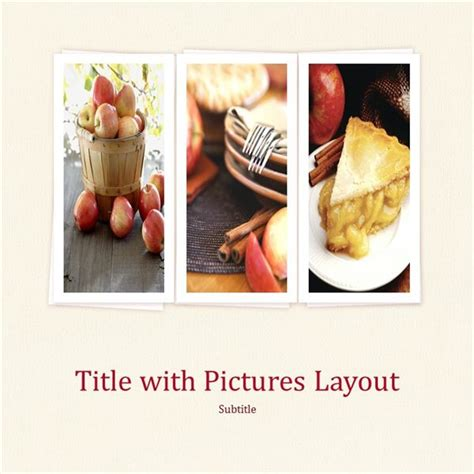 powerpoint recipe template powerpoint recipe template collection of free cookbook