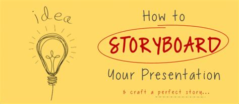 How To Storyboard Powerpoint Presentation To Create A Killer Story The Slideteam Blog Storybook Powerpoint Template
