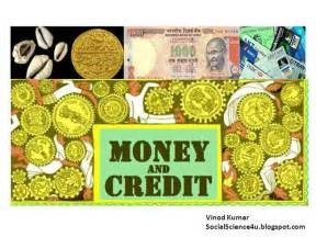 money and credit authorstream
