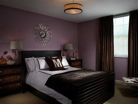Dark Purple Room | bloombety dark purple room paint casual purple room