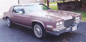 84 Cadillac Biarritz 1984 Cadillac Eldorado Biarritz