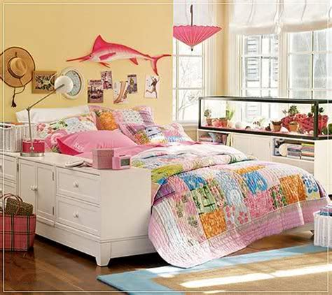 Teen Bedroom Idea by Teenage Bedroom Designs Decobizz Com