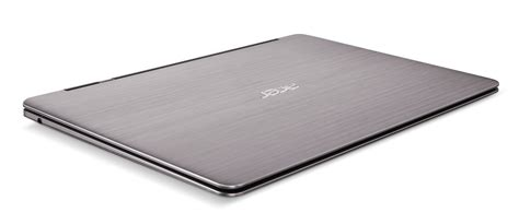 Laptop Acer Slim S3 acer announces 899 price for aspire s3 ultrabook