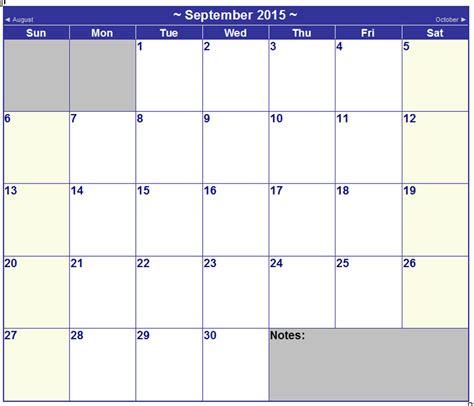 Word Calendar 2015   printable calendar templates