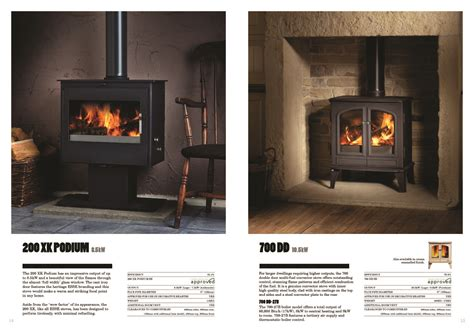 Ipswich Fireplace Centre by Esse Multifuel Stove Fireplace
