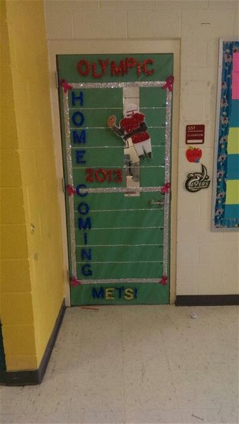 Homecoming Door Decorating Ideas by 7 Best Homecoming Door Decorations Images On