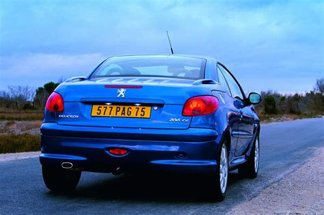 peugeot convertible peugeot 206 cc buying guide