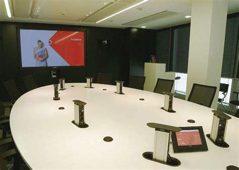 vodafone sede centrale vodafone headquarters in milan makes your av equipment