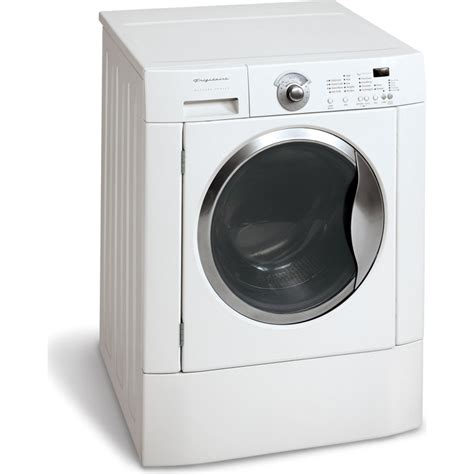 frigidaire gallery series frigidaire gallery series gltf2940fs 27 quot front load washer with 3 5 cu ft capacity white