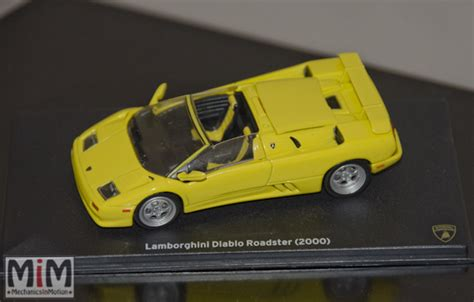 ?Hachette Collections Lamborghini au 1/43