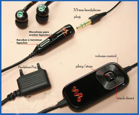 Headset Sony Ericsson Walkman Original Original Sony Ericsson Headset Walkman In Ear Kopfh 246 Rer Hpm 85 Hpm 70 Wie Hpm 82 Kaufen Bei
