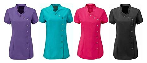 Supplier Realpict Tunic 2 By Dharya salon tunics salon tunics manufacturers salon tunics suppliers